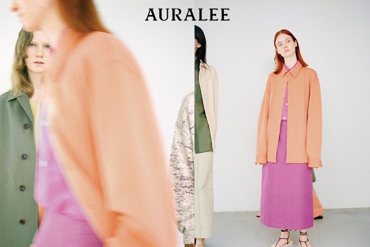 Auralee Spring/Summer 2021