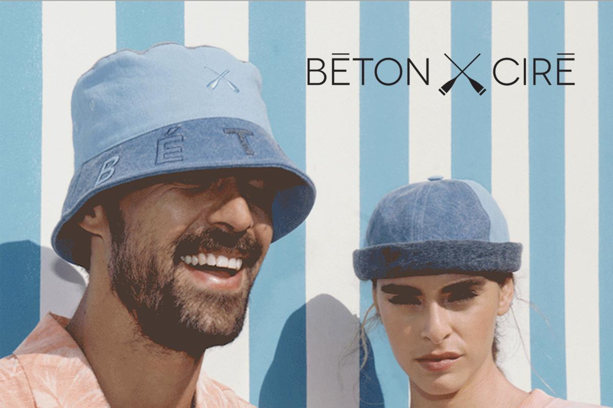 Beton X Cire Spring/Summer 2021