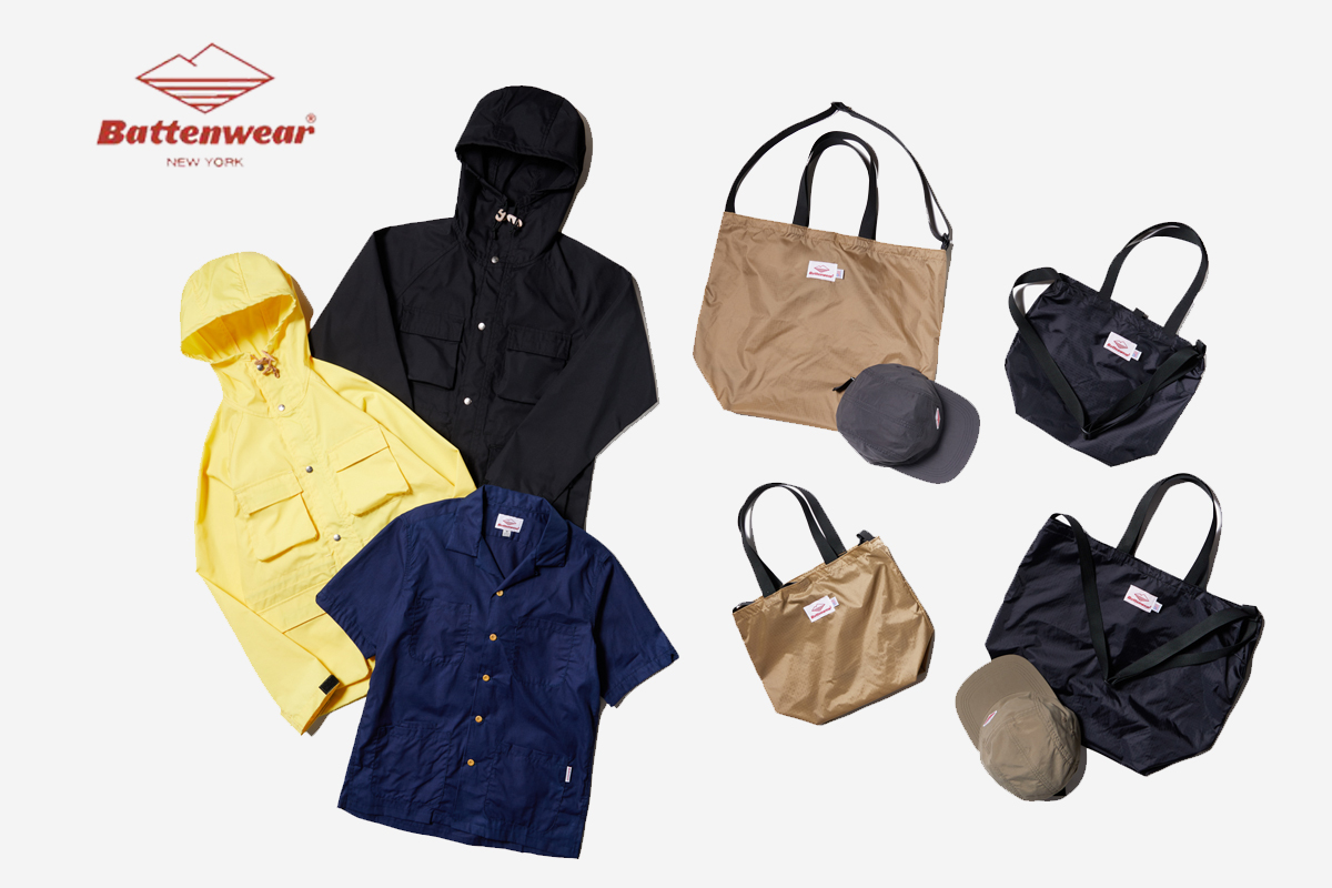 Battenwear Spring/Summer 2021