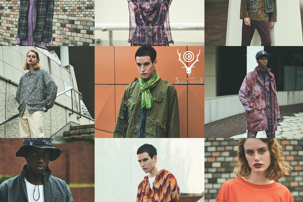 South2West8 Spring/Summer 2021
