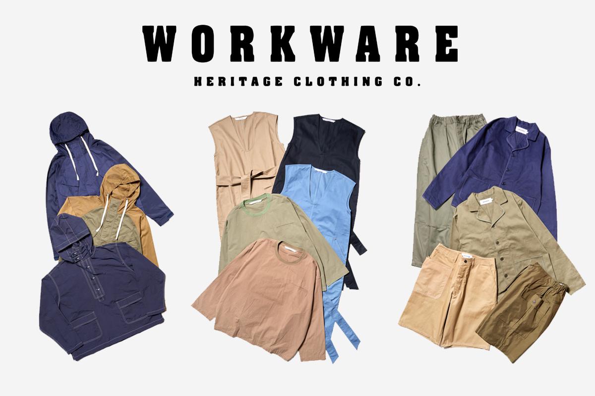 Workware Spring/Summer 2021